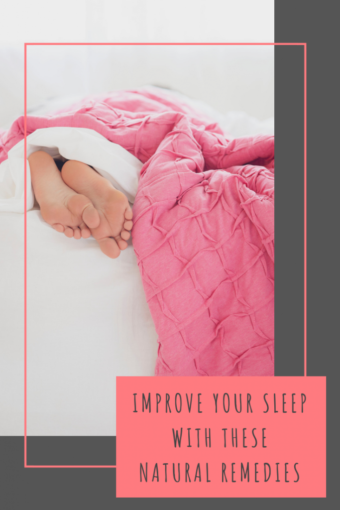 Improve your sleep with these natural remedies
