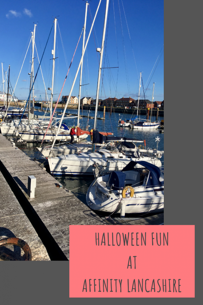 Halloween fun at Affinity Lancashire #Fleetwood #Lancashire #shopping