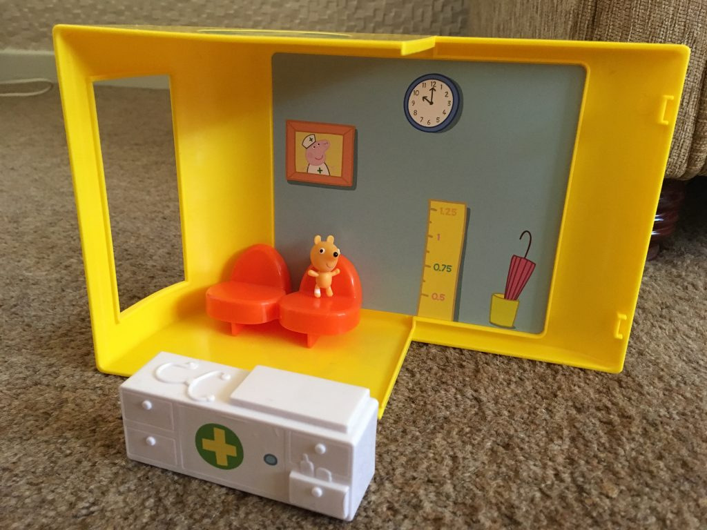 Peppa Pig Mobile Medical Centre review