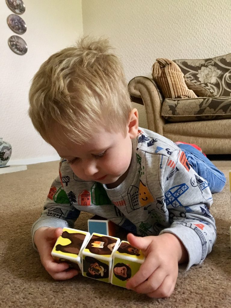 Geomag Magicube review