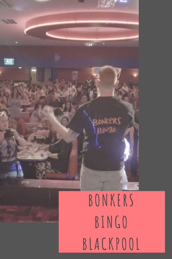 For one night only, a night of bonkers bingo in Blackpool. Mecca Bingo are planning to combine the traditional game of bingo with lots of fun that you wouldn't usually expect in a bingo hall! #Blackpool #Bingo