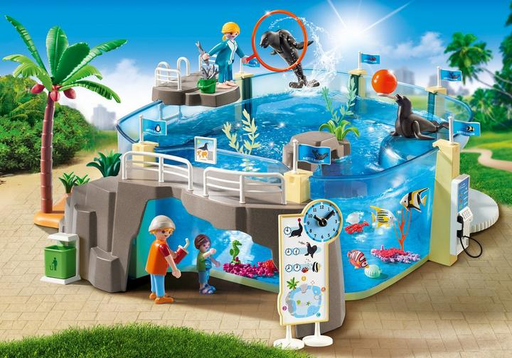 Children's gift ideas playmobil aquarium
