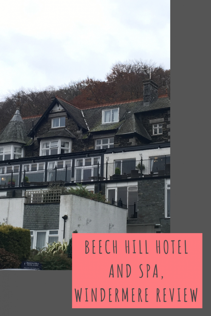 Beech Hill Hotel and Spa, Windermere review #windermere #lakedistrict #cumbria
