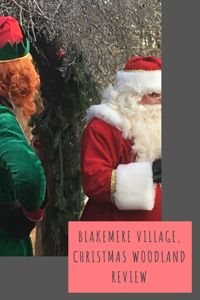 Blakemere Village, Christmas woodland review #northwich #cheshire