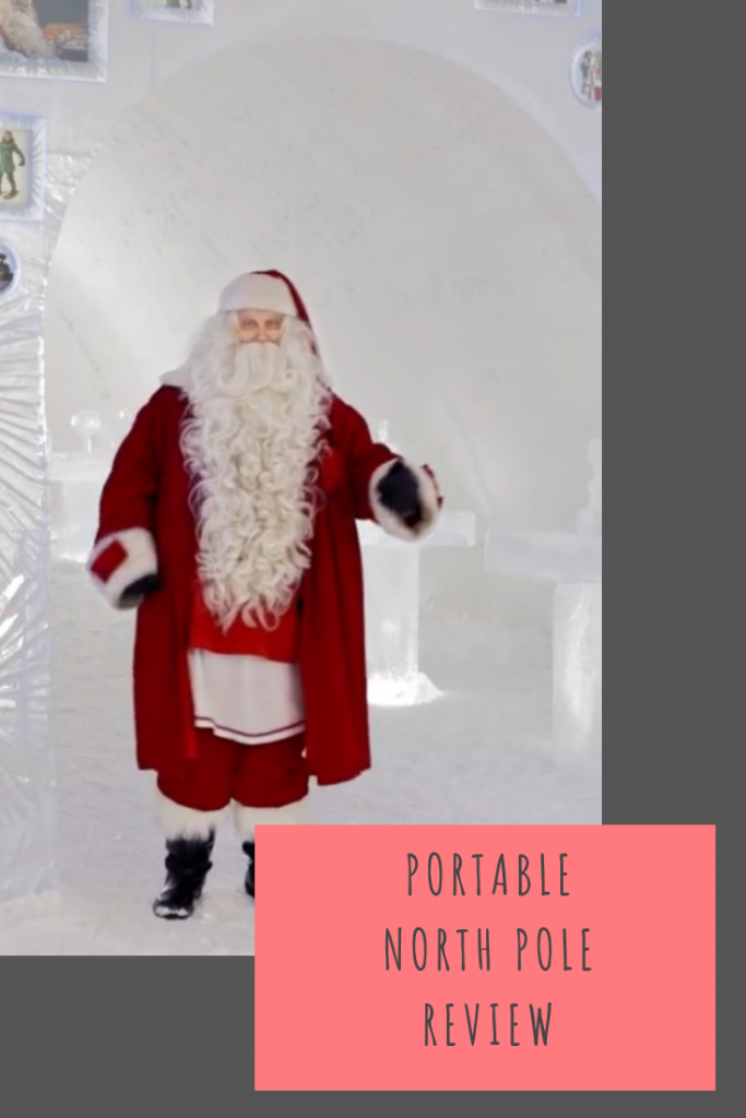 Portable North Pole review
