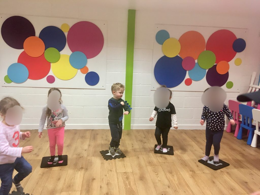 Lil Beatz dance class review
