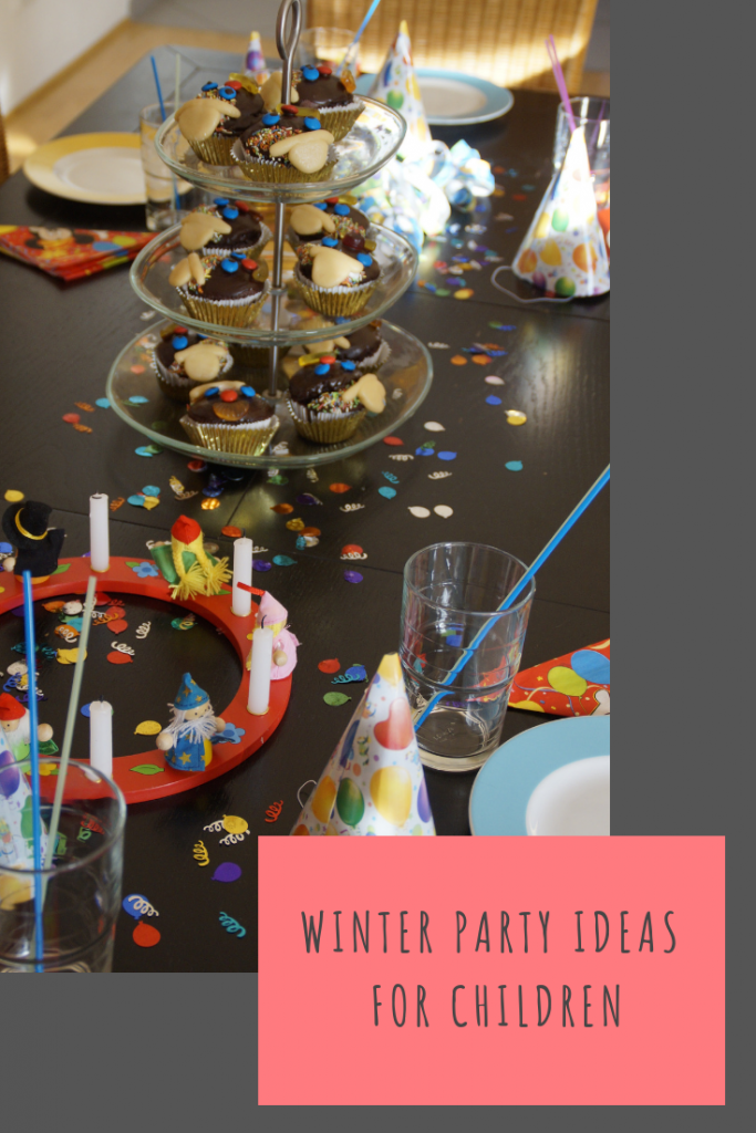 Winter party ideas for children