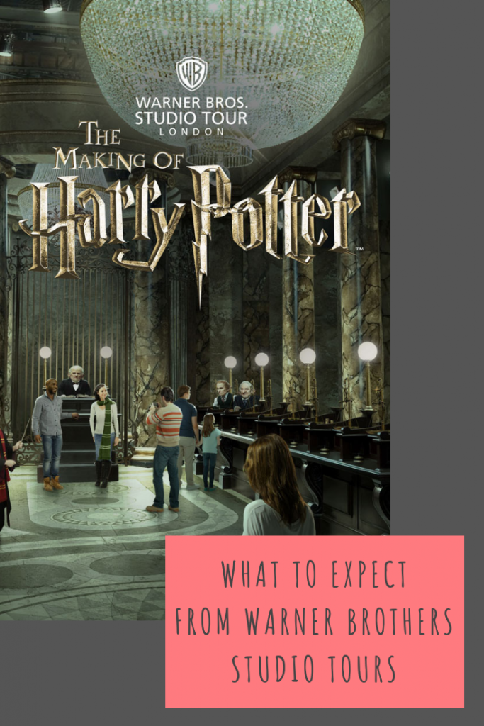 What to expect from Warner Brothers Studio Tours #warnerbrothers #harrypotter #london