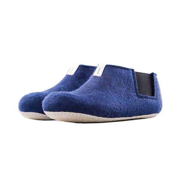 Mother's Day gift ideas blue slippers
