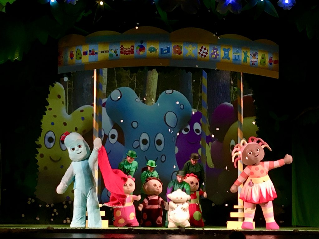 In the Night Garden Live 2019