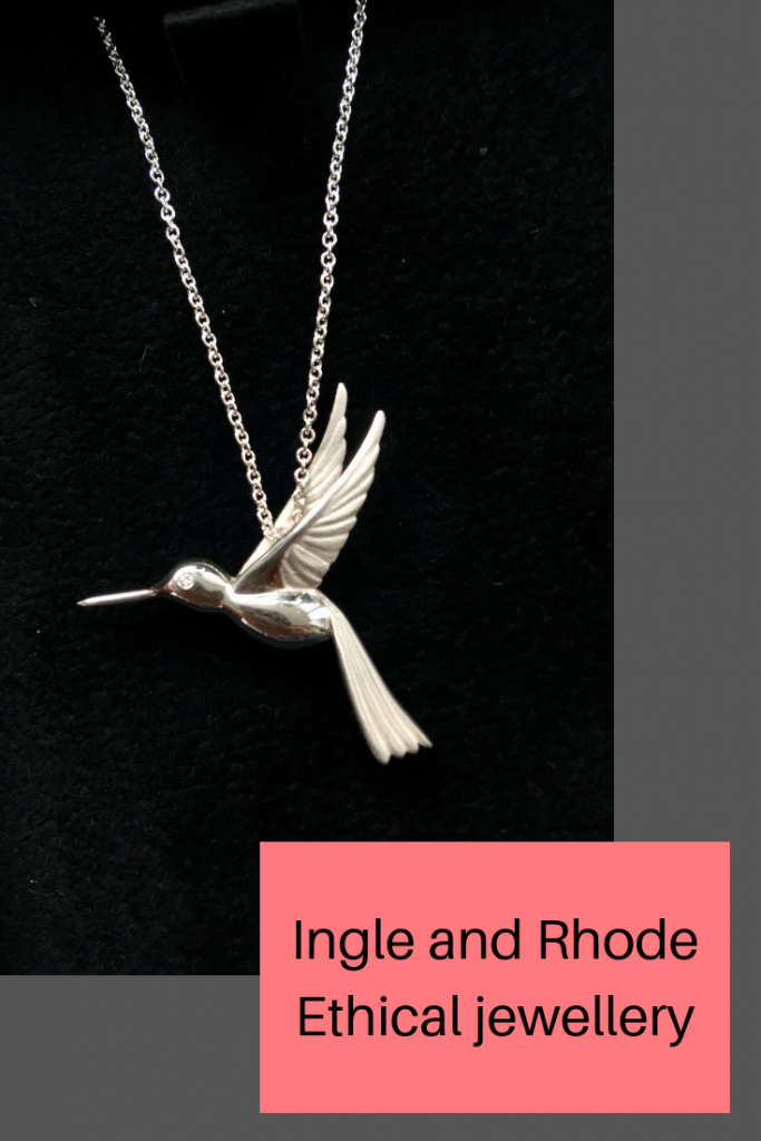 #jewellery Ingle and Rhode review - the ethical jeweller #fairtrade
