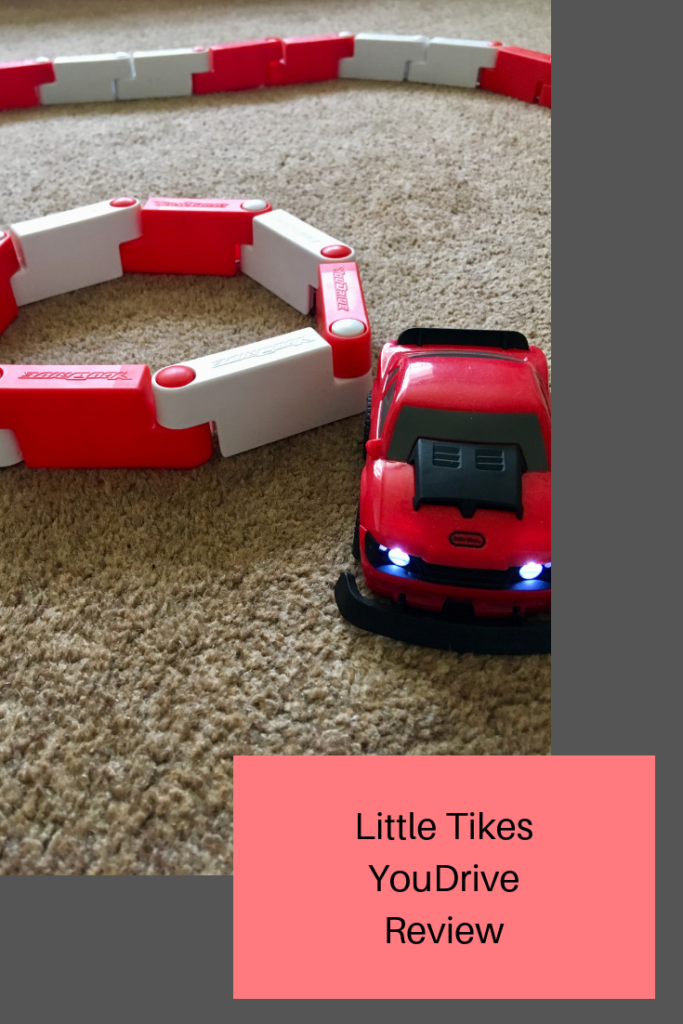 Little Tikes YouDrive review