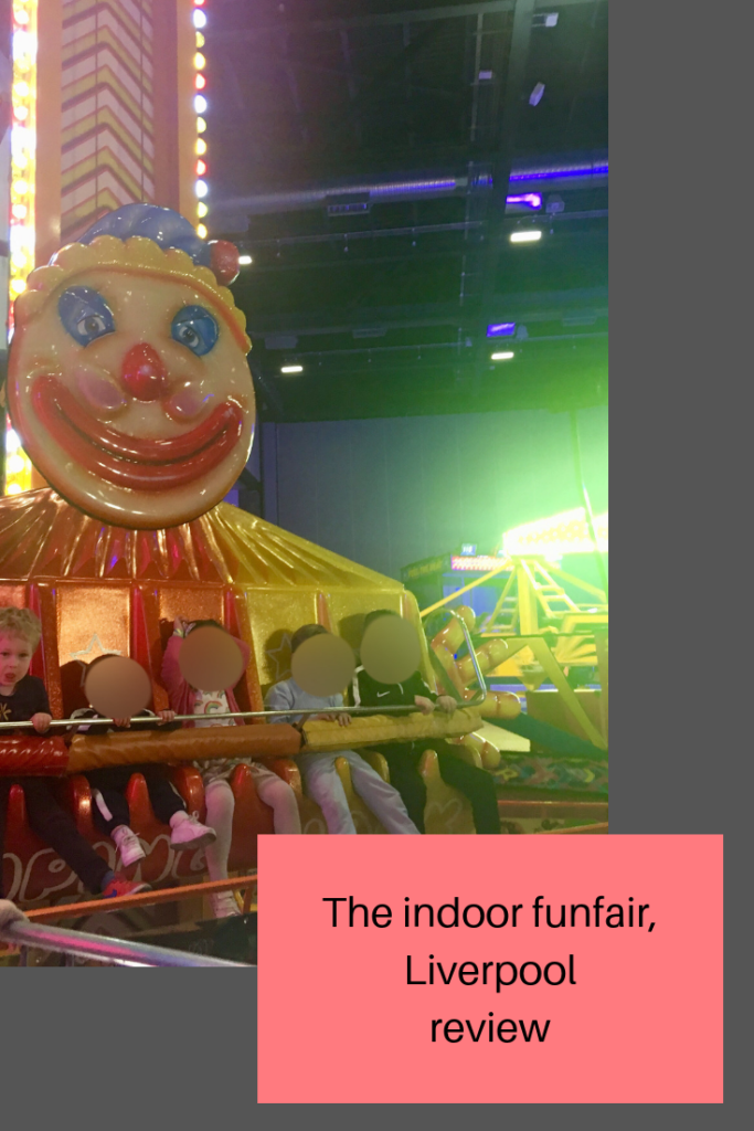 The indoor funfair, Liverpool review #Liverpool #funfair