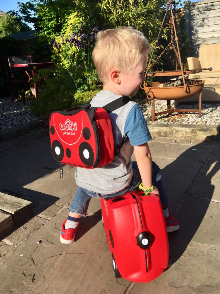 Travel with Trunki