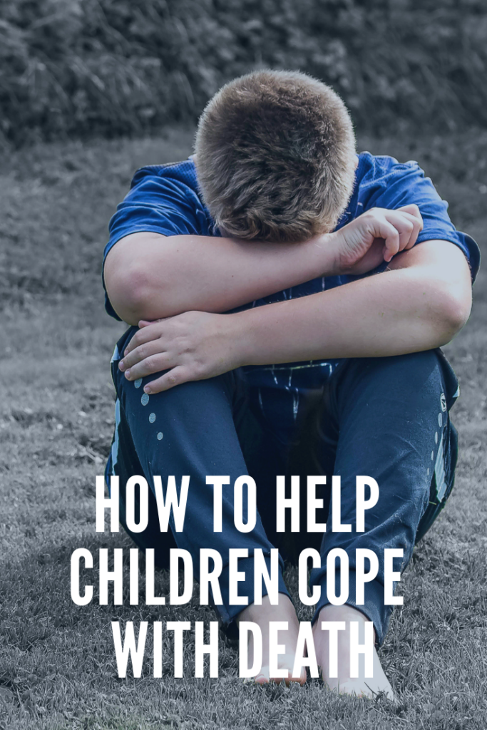 How to help children cope with death