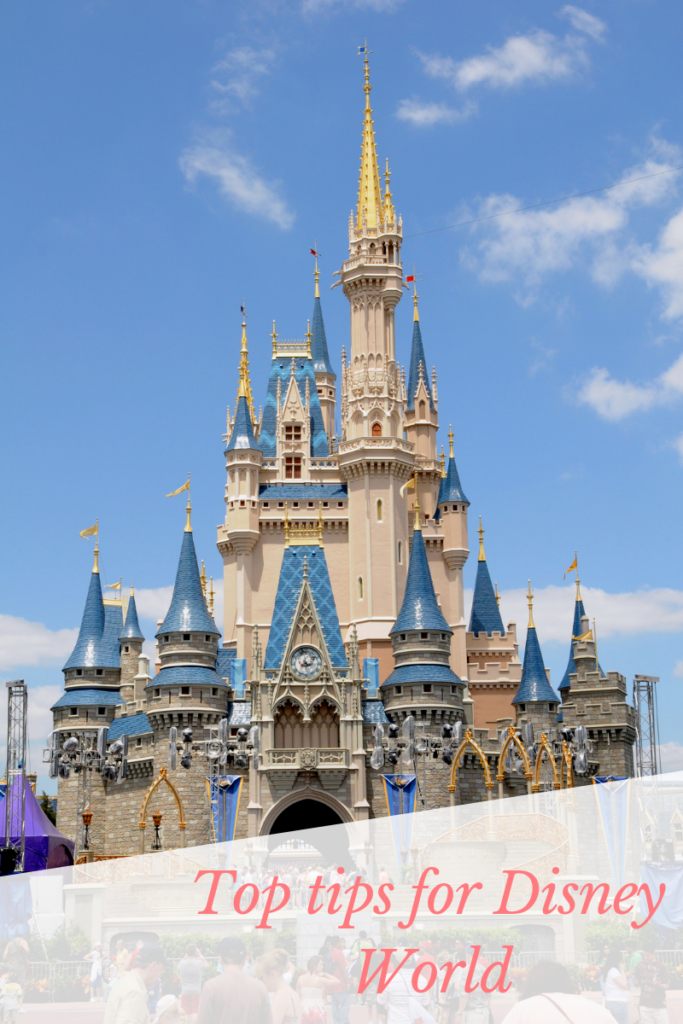 Top tips for visiting Disney World #Florida #Disney
