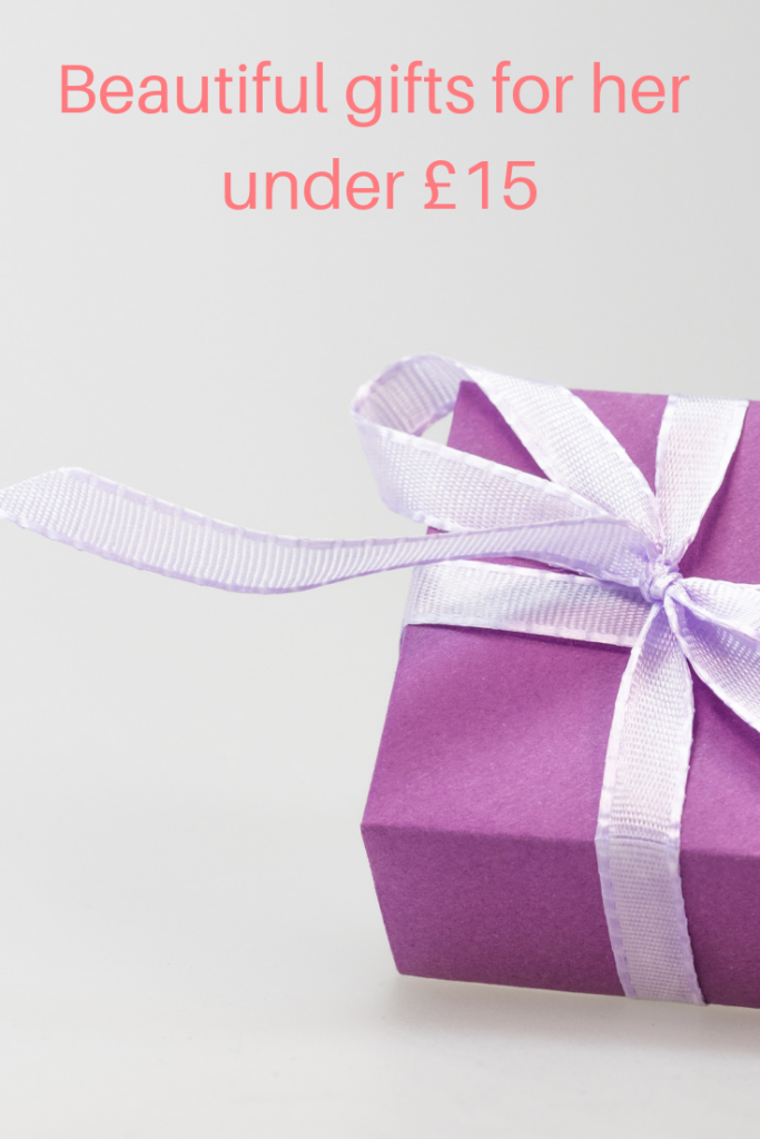 Beautiful gifts for her under £15 #notonthehighstreet #shopping #giftsforher #uniquegifts