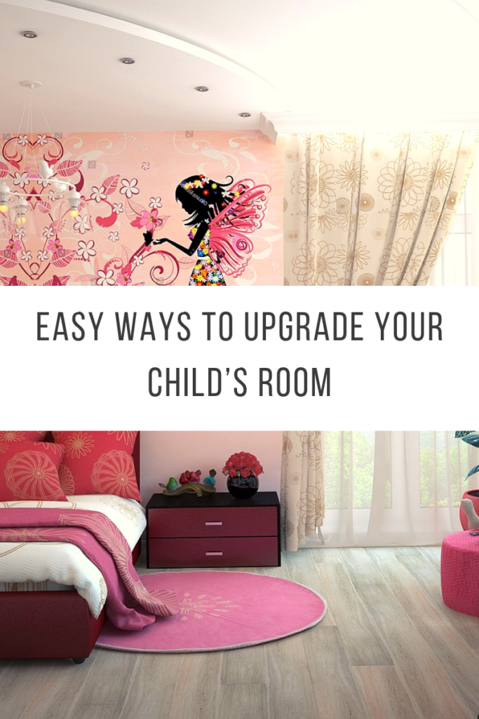 Easy ways to upgrade your child's room