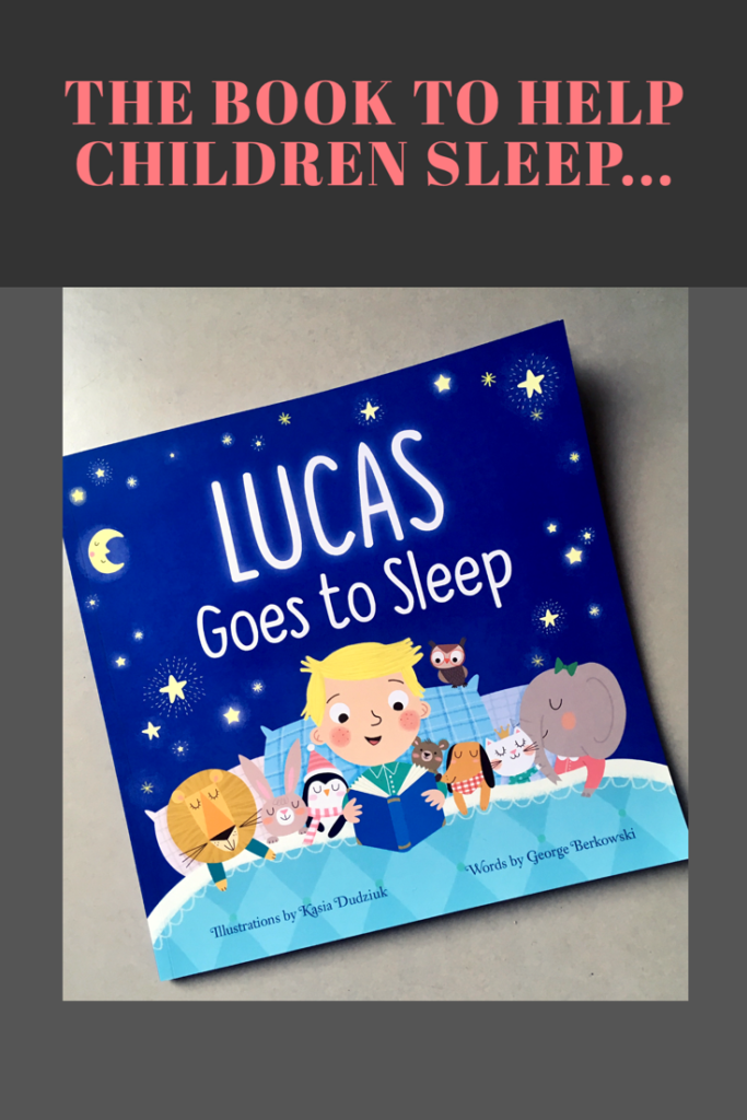 The Goes to Sleep book puts Your child in the bedtime story. Working alongside the 'Children's Sleep Charity' and leading experts in Paediatrics.