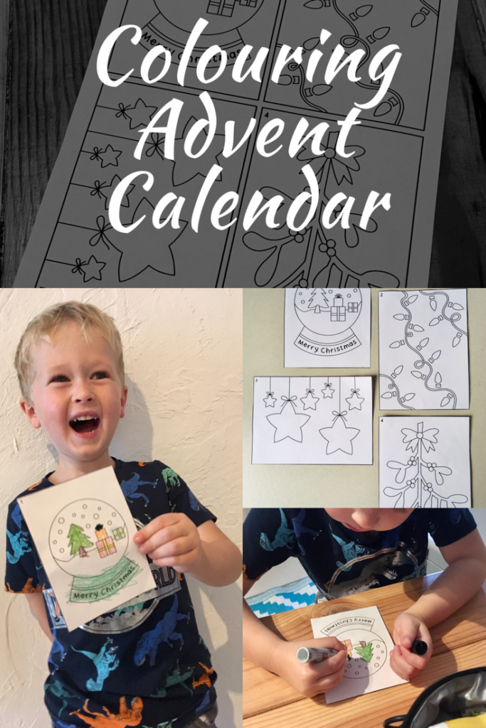 Colouring advent calendar PDFs so you can print them at home, and PNG image files, so you can colour them digitally. There are also 3 sizes to choose from