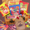 Swizzles hamper of sweets