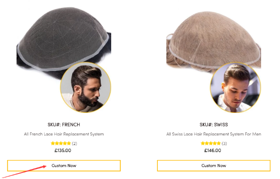 hair replacement system base