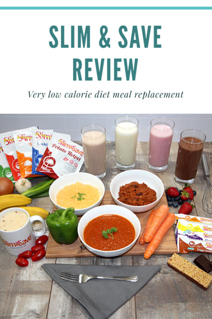 Slim and save review. The very low calorie diet meal replacement plan. Available for vegetarians and gluten free