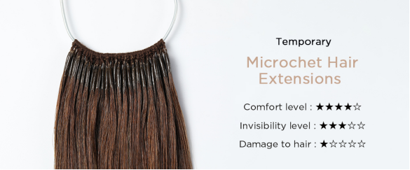 microchet hair extensions