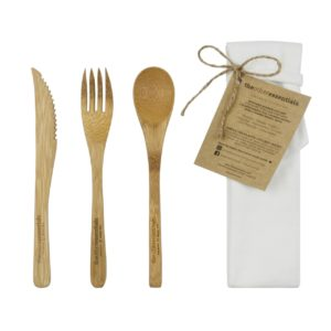 the other straw bamboo cutlery