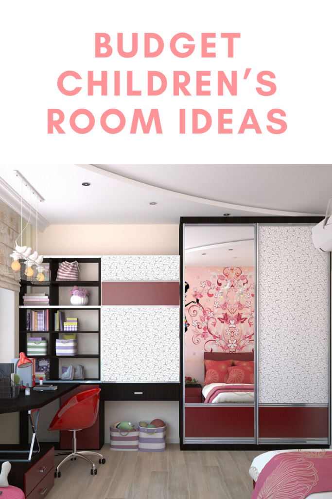 Budget children's room ideas
