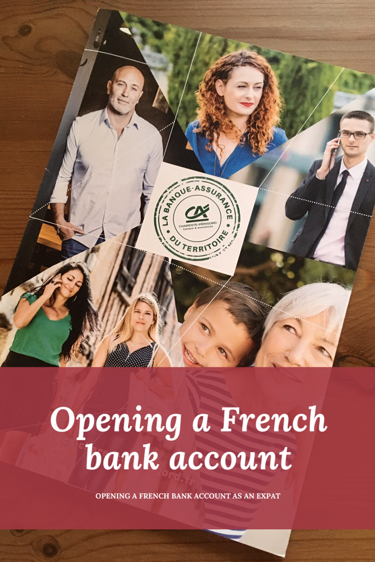 How to open a French bank account as an expat