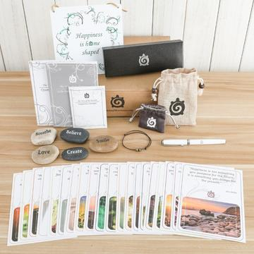 mindfulness happiness gift hamper from the way of the tortoise