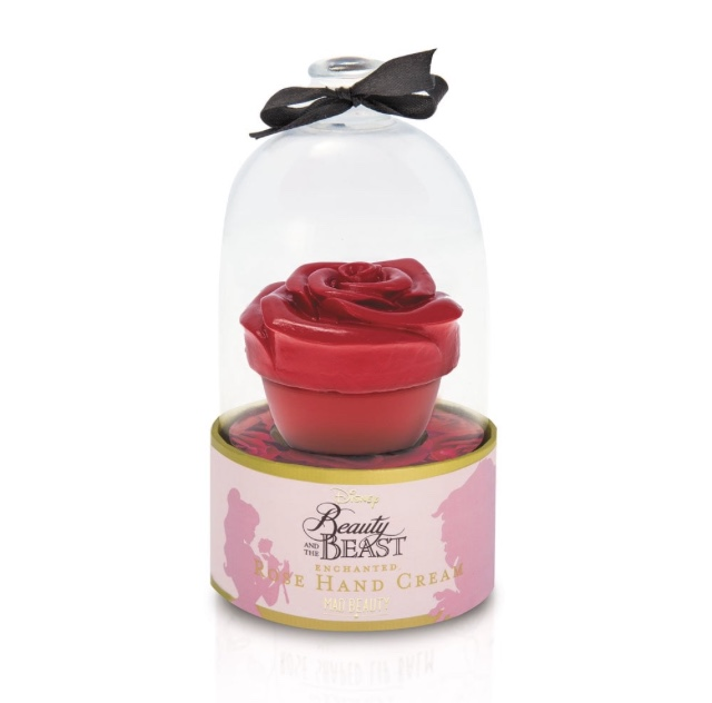 Beauty and the beast rose hand cream