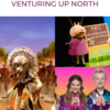 Top 3 family shows venturing up north