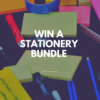 Win a stationery bundle