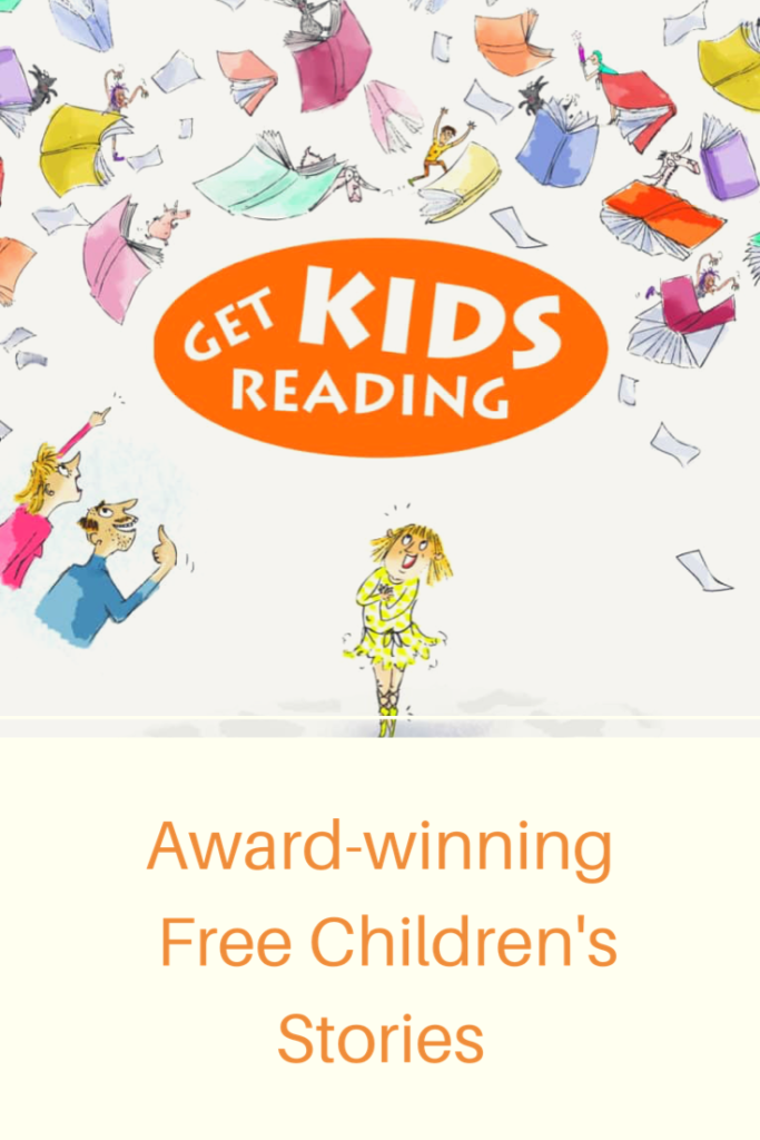 Award-winning Free Children's Stories