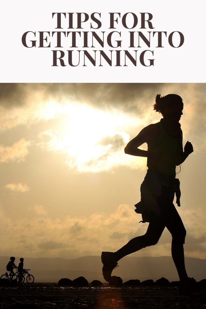 Tips For Getting Into Running