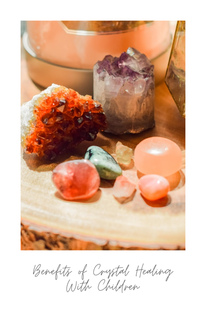 Benefits of Crystal Healing With Children