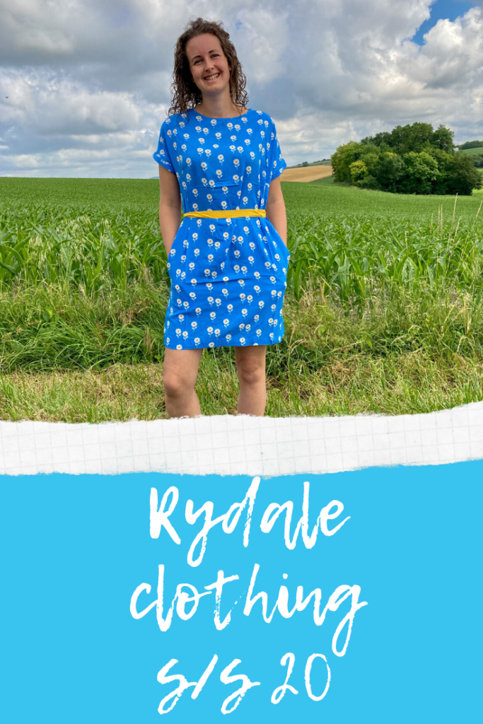 Rydale clothing spring summer 2020 collection. I got a couple of summer dresses, some canvas trainers, a sun hat and hessian shopping bags