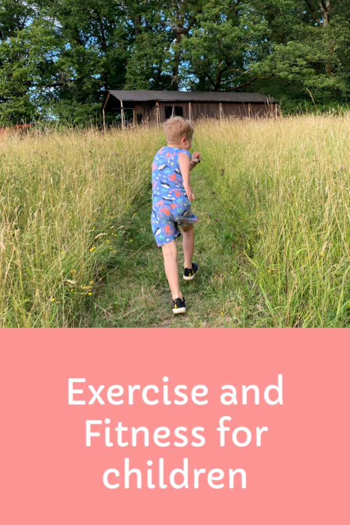 Exercise and Fitness for children