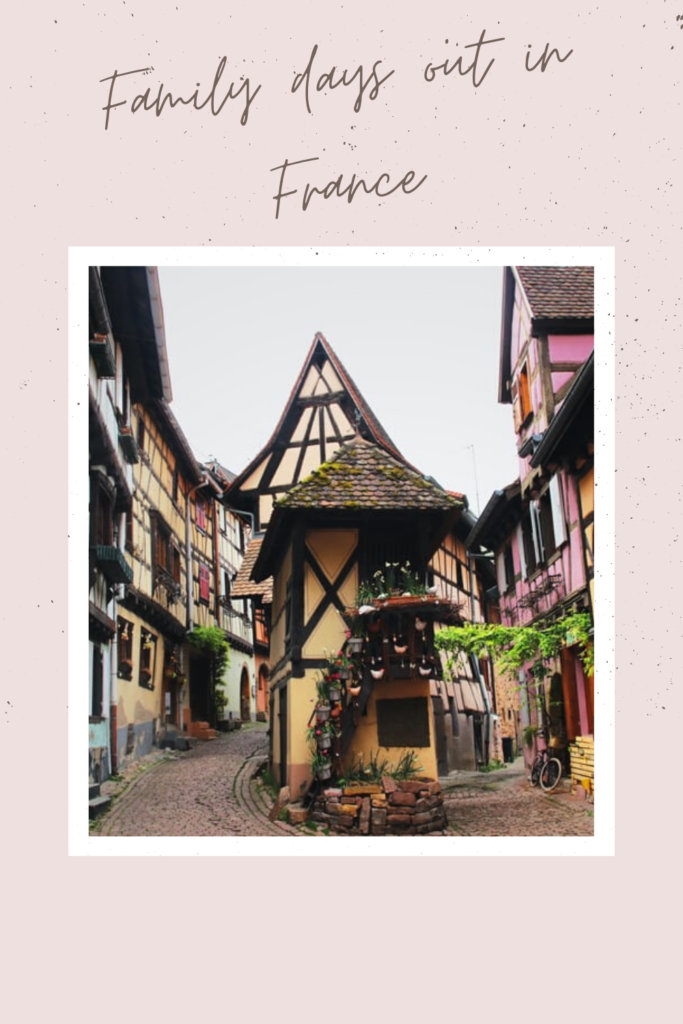Family days out in France