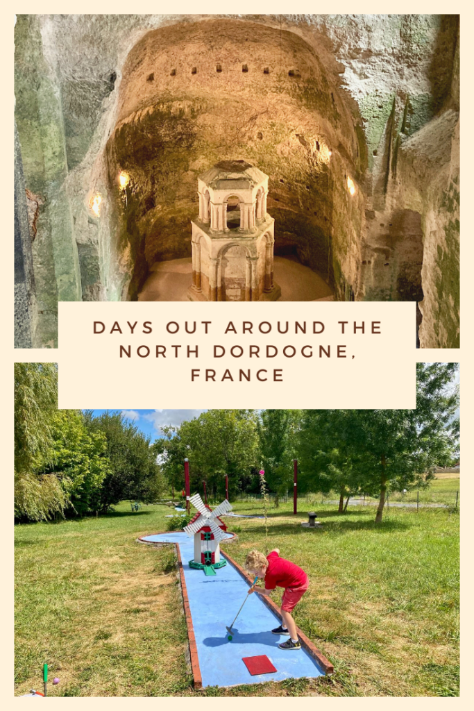 Days out around the North Dordogne, France