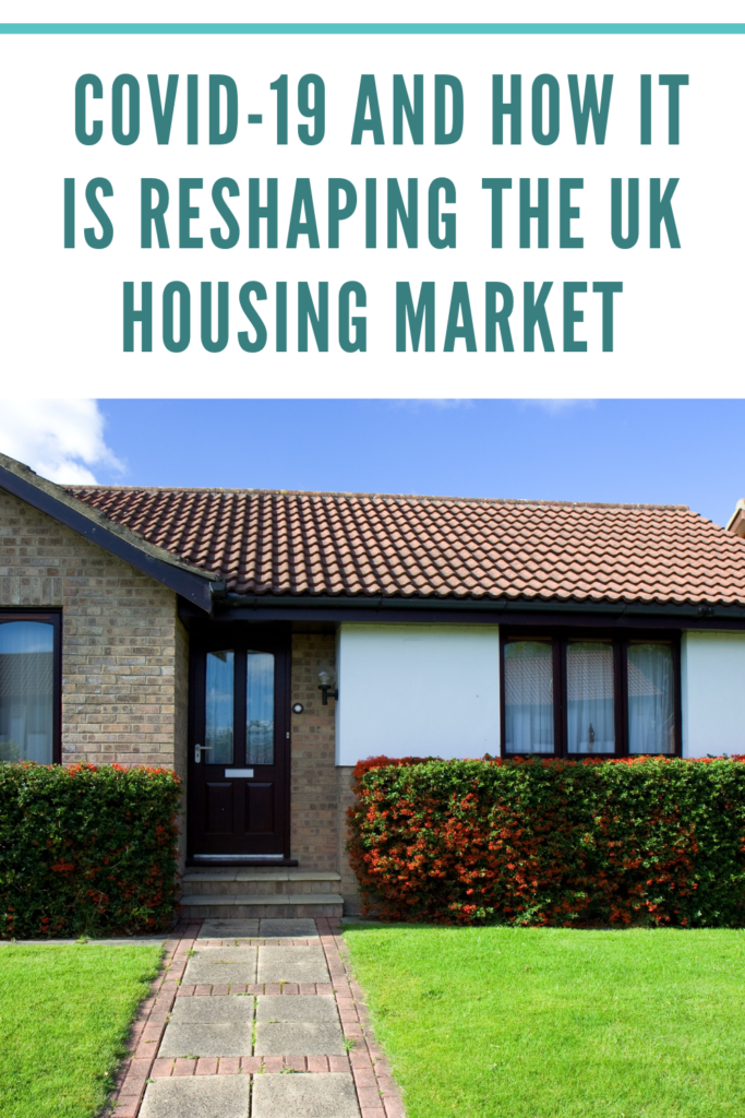 COVID-19 and How it is Reshaping the UK housing market