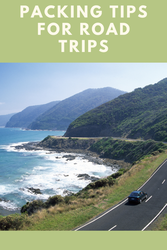 Packing tips for road trips
