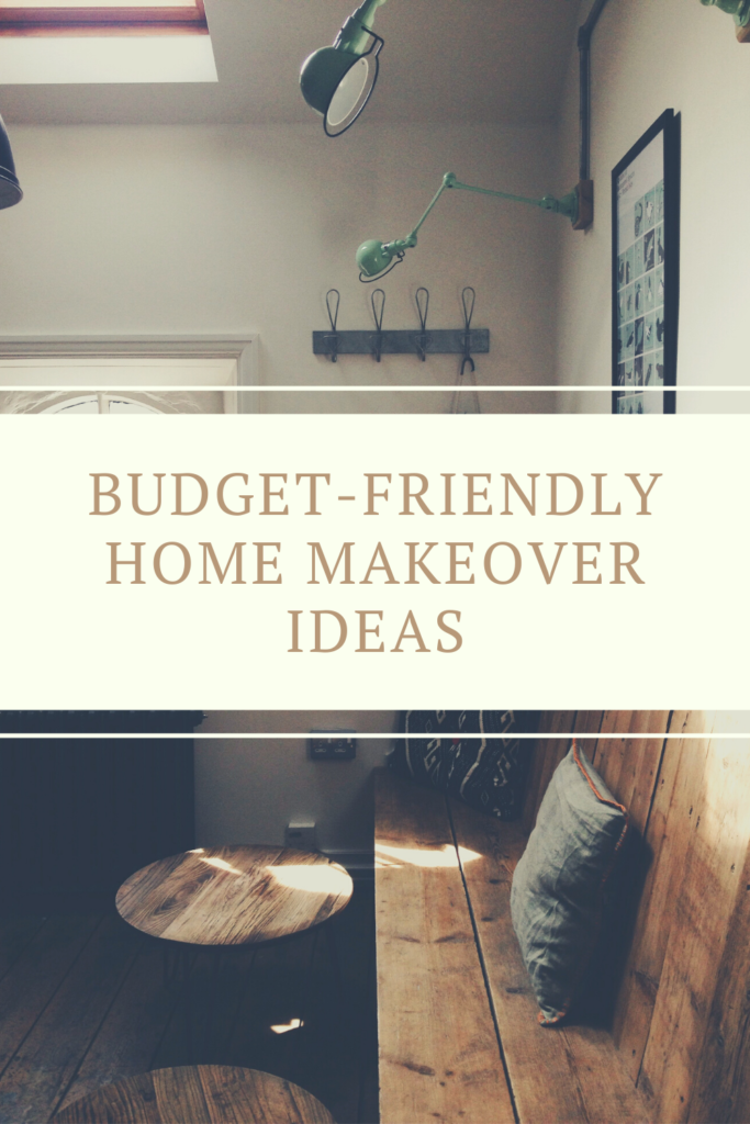 Budget-Friendly Home Makeover Ideas. With these simple tips, you can renovate your home for less, and get the living spaces you want