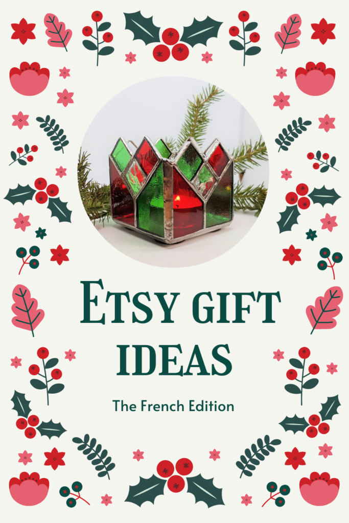 My French Etsy gift ideas. I've put together some Etsy shops for gift ideas to buy some french gifts and support small businesses