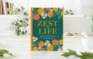 A-Zest-For-Life recipe book