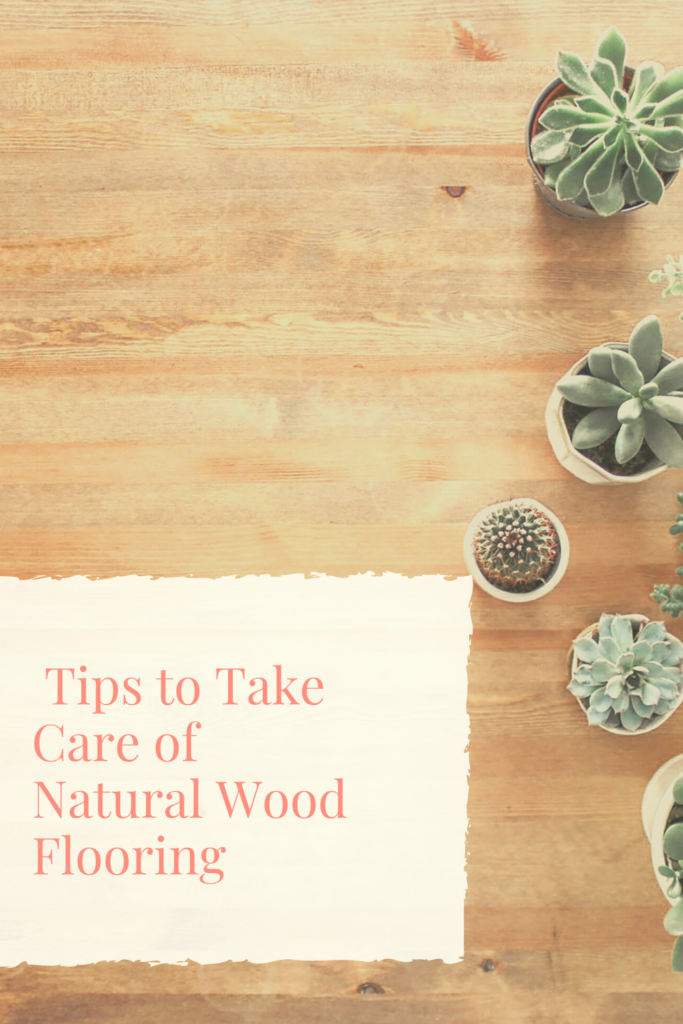 Tips to Take Care of Natural Wood Flooring. When you look after natural wood flooring properly they can last for decades and look beautiful