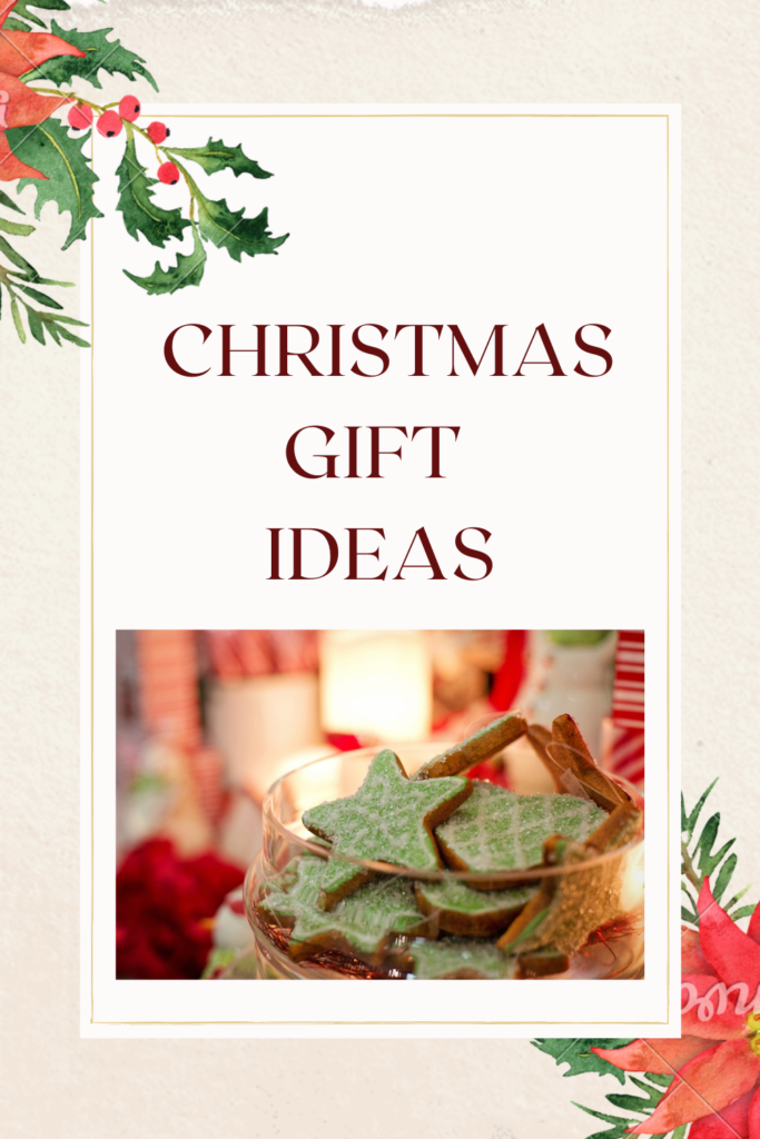 Christmas gift ideas from a watch, toiletries for men and women, books, coffee, cooking spices, volcanic potpourri and personalised photo gift
