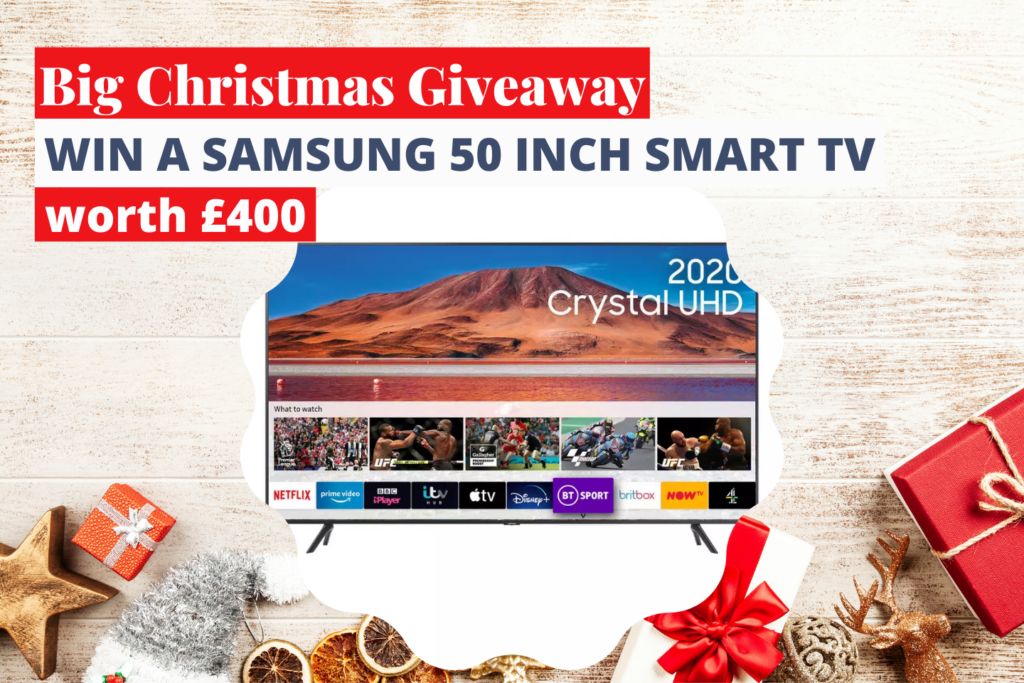 win a samsung tv